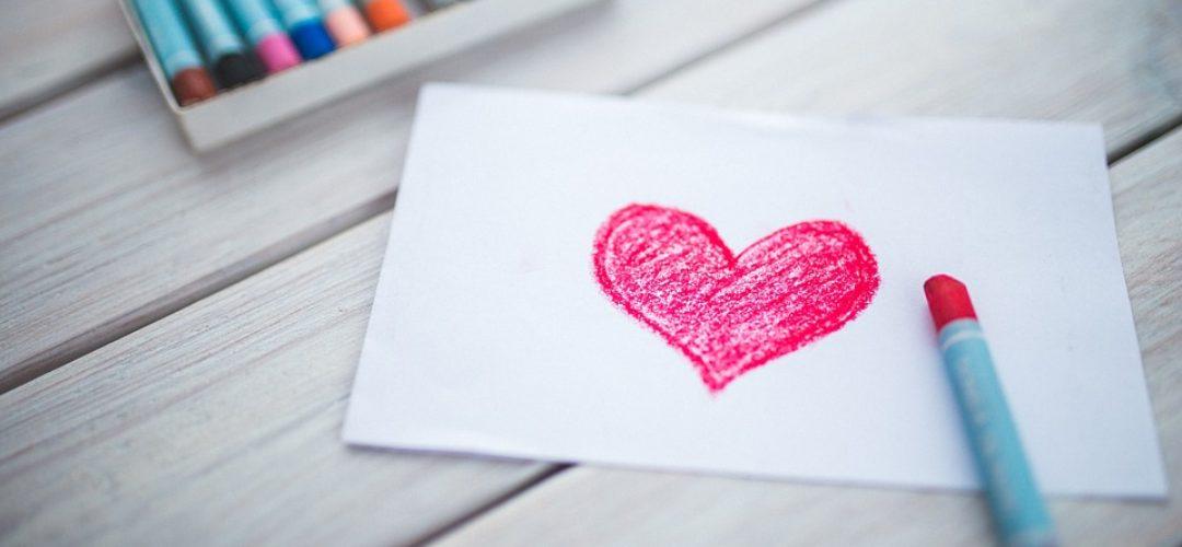 Unterdrückte Gefühle verstopfen das Herz